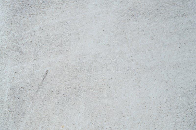 Abstrakt wietrzał naturalną porysowaną starą białą plastikową teksturę s zdjęcia royalty free
