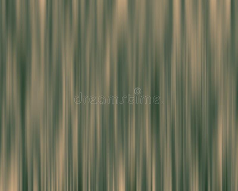 Abstrakt zamazujący tło z pionowo monochromatycznymi liniami ilustracji