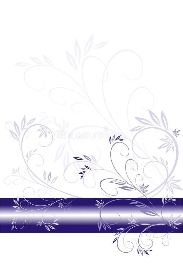 Abstrakt zasadza tło royalty ilustracja
