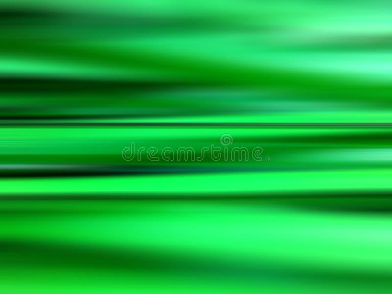 Abstrakt zielona grafika ilustracji