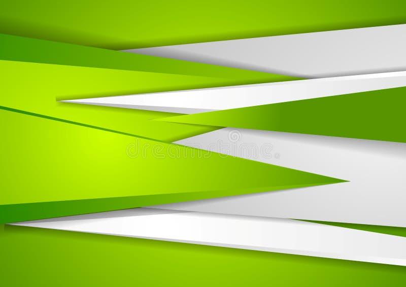 Download Abstrakt Zielonej Techniki Korporacyjny Tło Ilustracja Wektor - Ilustracja złożonej z wyznaczający, linia: 53775537