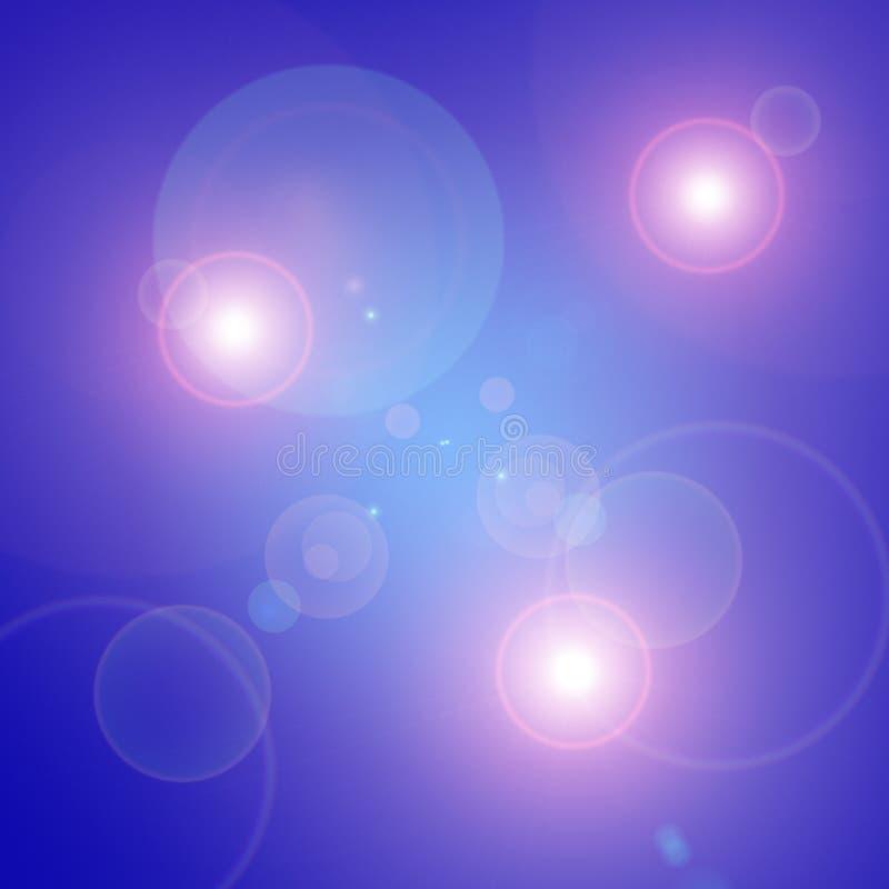 abstrakta światło royalty ilustracja
