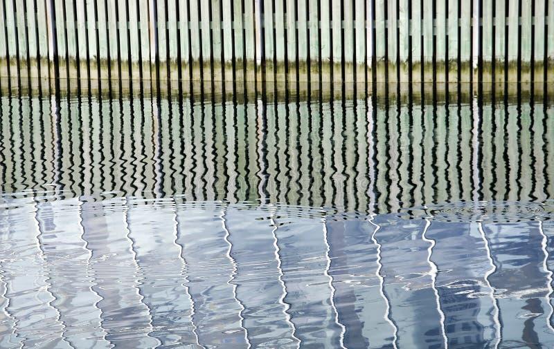 Abstrakta światło i wzory zdjęcia stock