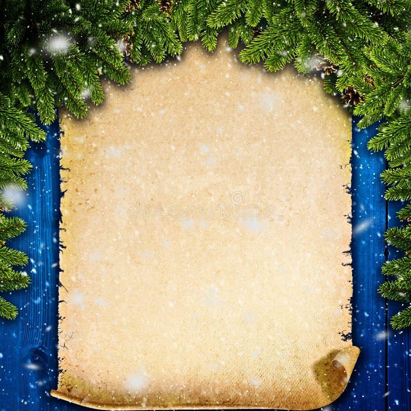 Abstrakta bakgrunder för vinter royaltyfria bilder