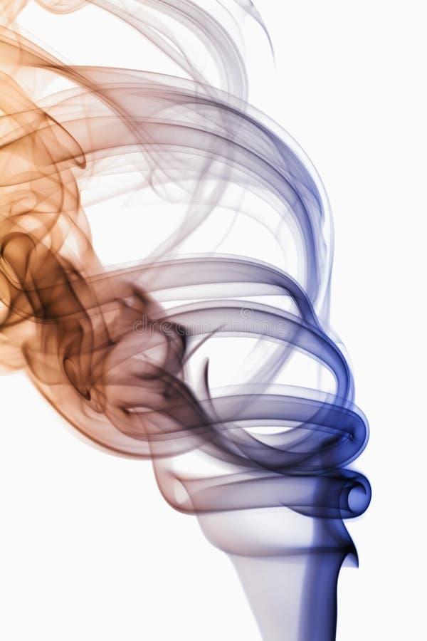 abstrakta dymu zdjęcie stock
