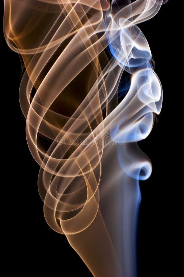 abstrakta dymu obraz royalty free