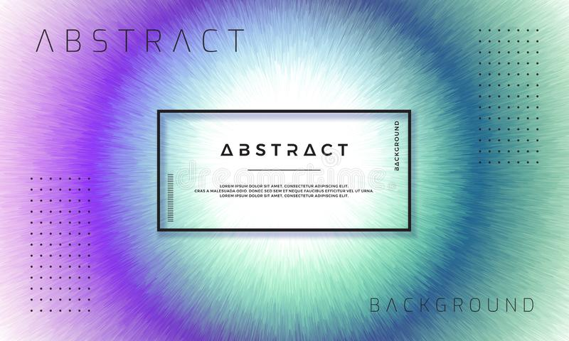 Abstrakta, dynamiska moderna bakgrunder för dina designbeståndsdelar och mer, med purpurfärgat och mörkt - blåa skuggor royaltyfri illustrationer