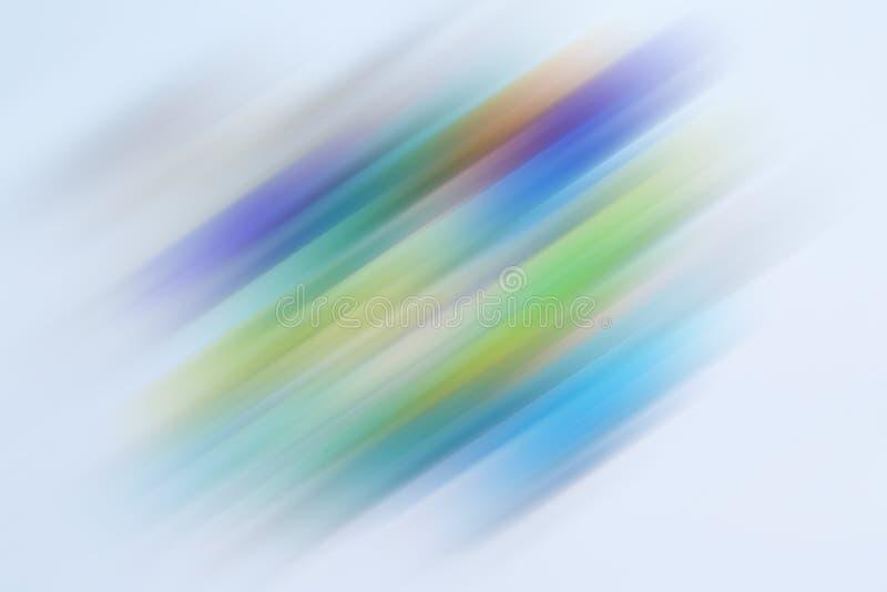 Abstrakta inaczej kolor zamazywać farby obrazy stock