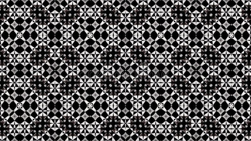 Abstrakta koloru zielona biała czarna tapeta zdjęcie royalty free