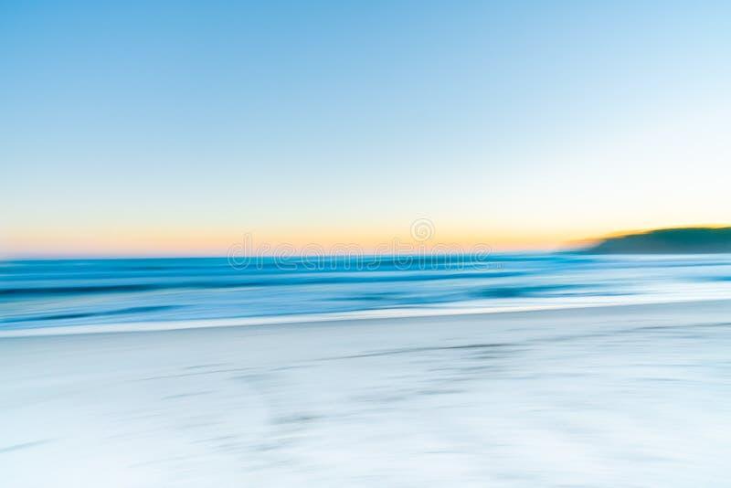 Abstrakta kust- färger royaltyfria foton