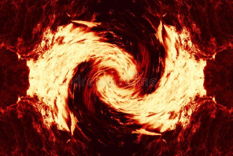 abstrakta ogień obrazy royalty free