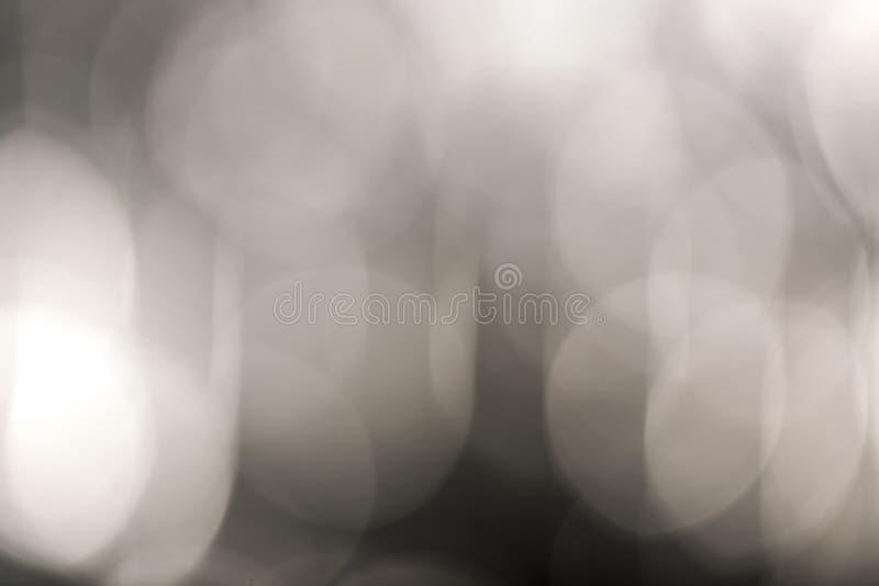 Abstrakta oskarpa ljus royaltyfria bilder