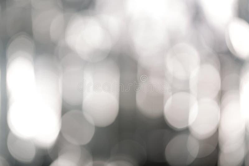 Abstrakta oskarpa ljus arkivbilder