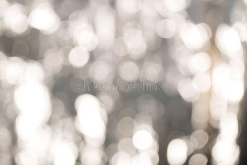 Abstrakta oskarpa ljus royaltyfri bild