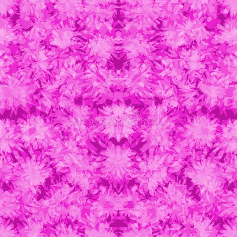 Abstrakta różowy kontrastujący tło Jaskrawy bezszwowy wz?r zdjęcia royalty free