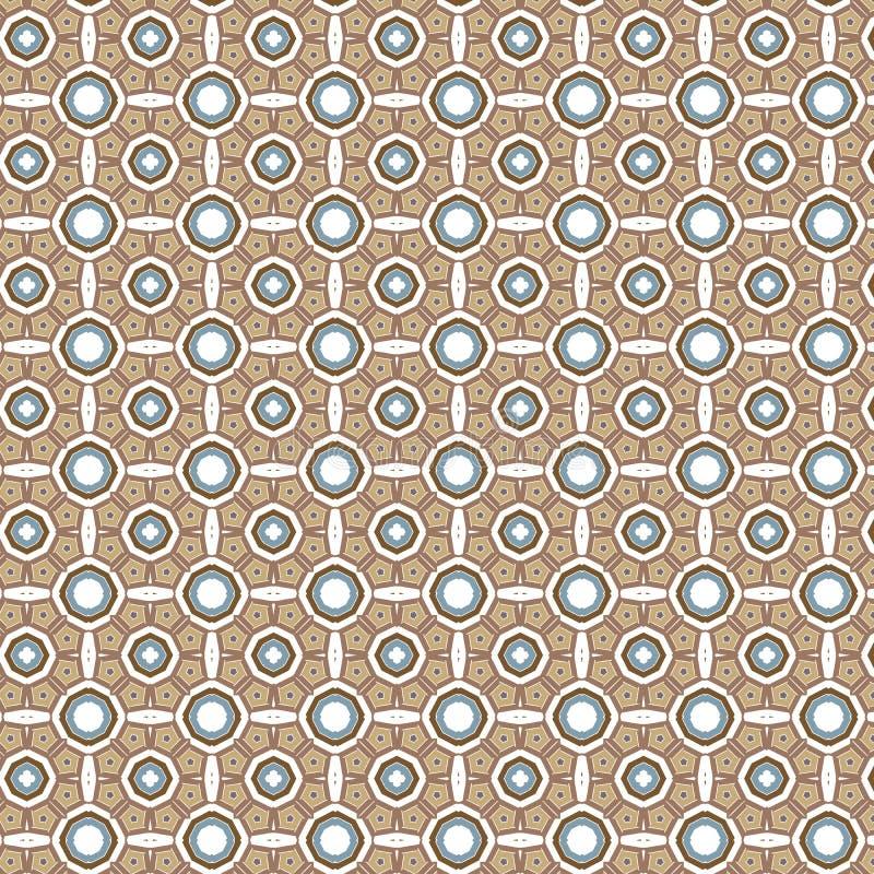 Abstrakta sömlösa geometriska rombplädlinjer illustration för modellbakgrundsvektor stock illustrationer