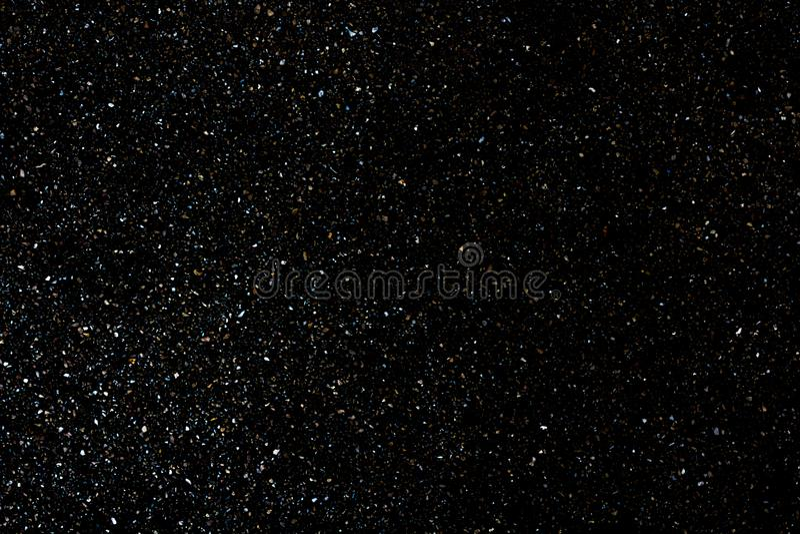 Abstrakta stjärnor och galaxhimmelnatten texturerar bakgrund royaltyfri bild