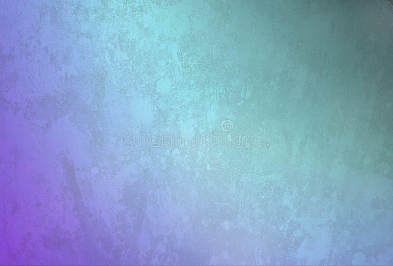 Abstrakta zielony fiołkowy kolor, tło, tekstura ilustracja wektor