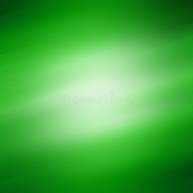 Abstrakta zielony tło ilustracja wektor