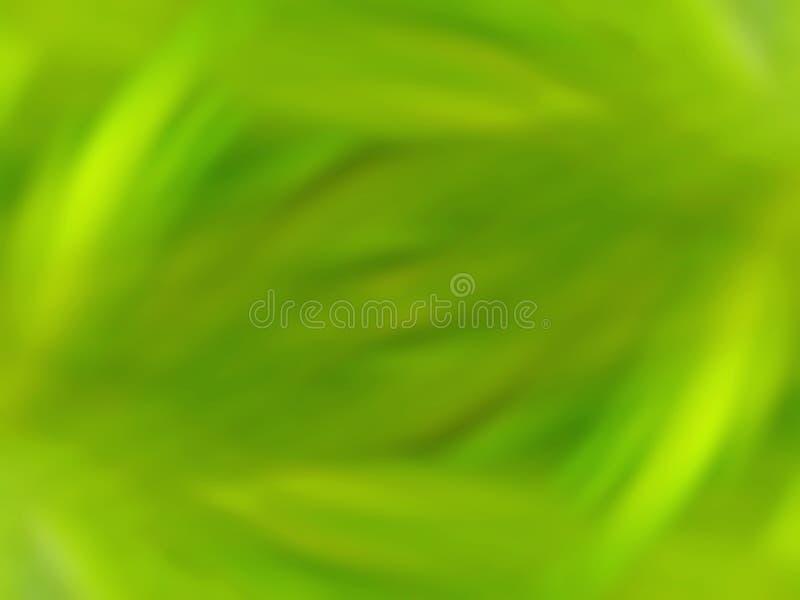 Abstrakta Zielony t?o G?adka tkaniny tekstura obrazy royalty free