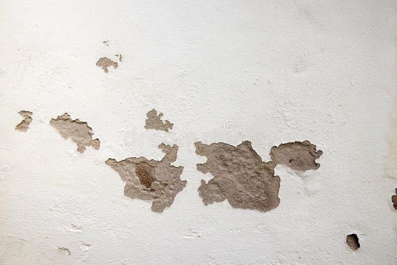 Abstrakte alte Zementwandfliesen karckiert Textur Hintergrund, Statue der alten Zementwand lizenzfreies stockbild