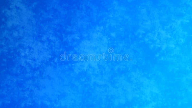 Abstrakte blaue Schmutz-Aquarell-Beschaffenheit für Hintergrund lizenzfreies stockfoto
