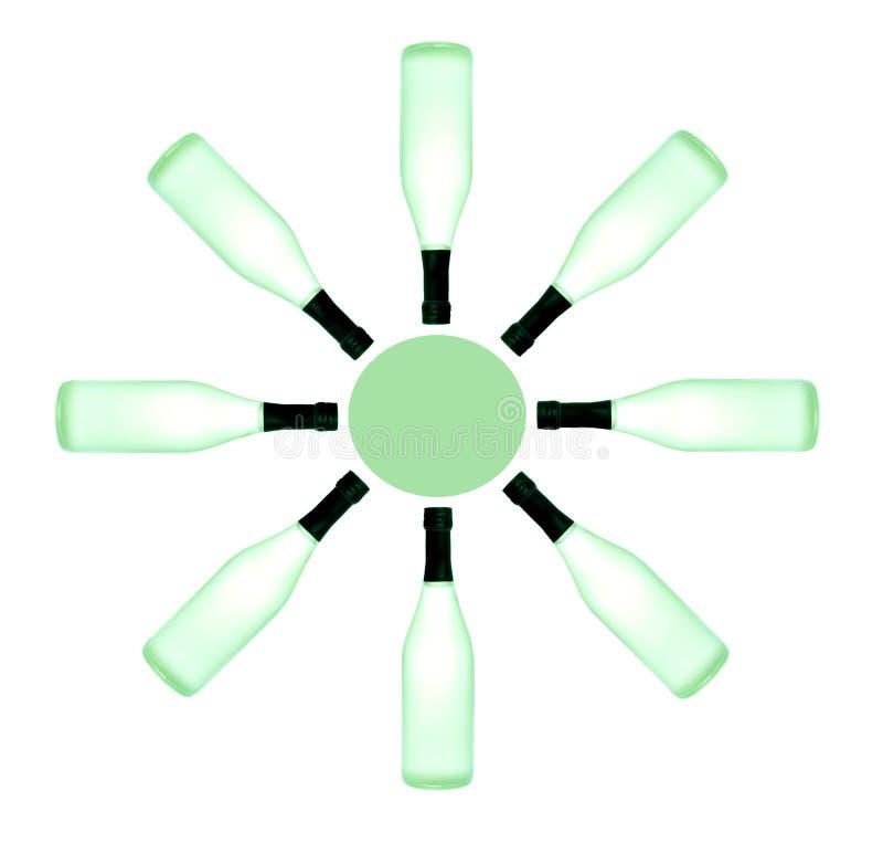 Download Abstrakte Blume stockfoto. Bild von schattenbild, kontraste - 12200682