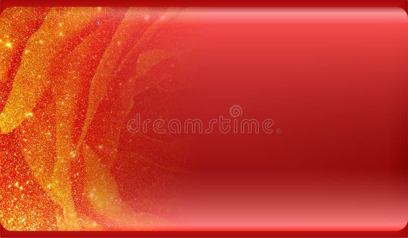 Abstrakte Blumenhintergrundschablone für Website, Fahne, Visitenkarte, Einladung Abstrakter Informationsgraphik-Schablonenentwurf stock abbildung