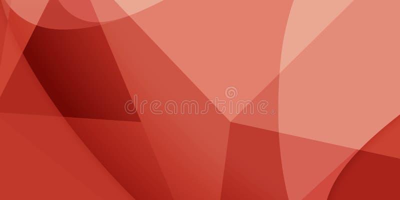 Abstrakte bunte bunte Hintergrundgeometrische zerknitterte dreieckige niedrige Polyart der Dreieckhintergrundzusammenfassung graf lizenzfreie abbildung