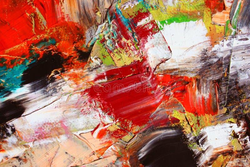Abstrakte Collage als Hintergrund lizenzfreie stockfotos