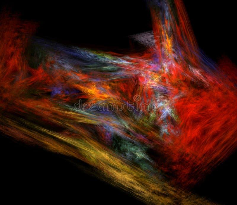 Abstrakte Flammen vektor abbildung