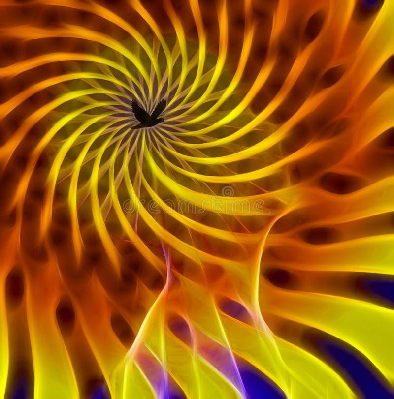 Abstrakte Freiheit vektor abbildung