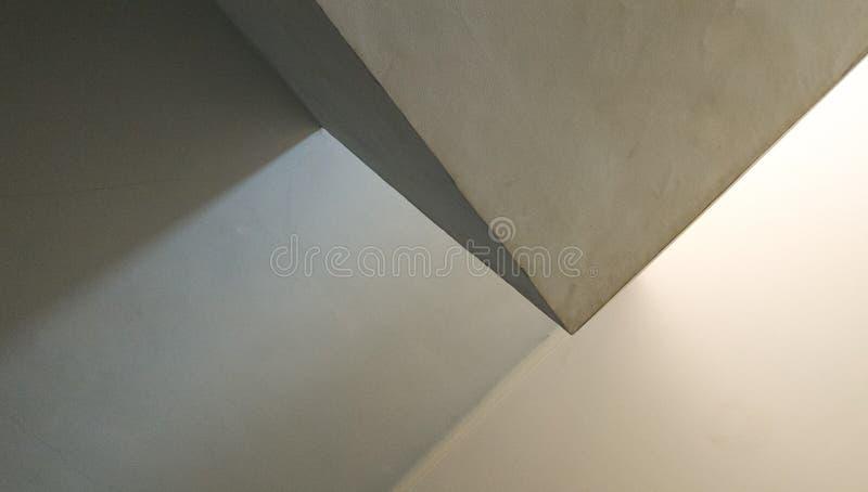 Abstrakte geometrische Formen lizenzfreie stockbilder