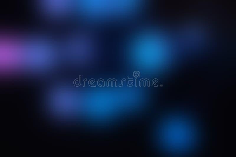 Abstrakte glatte bunte strukturierte Hintergrundsteigung, spezieller Unschärfeeffekt für Tapete, Plakat, Rahmen, Hintergrund, Des vektor abbildung