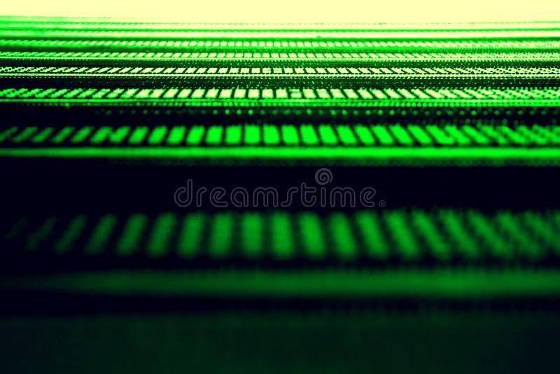 Abstrakte grüne Beschaffenheit stockfotos