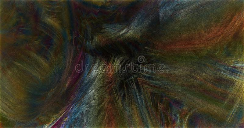 Abstrakte Hintergrund colorfull Sandwelt lizenzfreie stockbilder