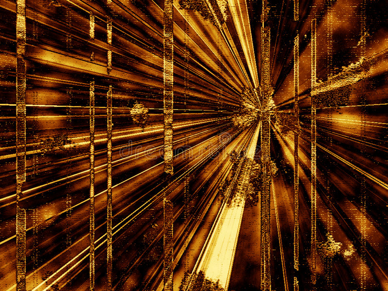 Abstrakte Hintergrund Perspektive vektor abbildung