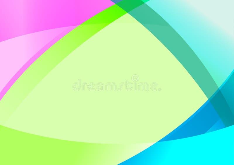Abstrakte Hintergrunddesign-Vektorillustration stock abbildung