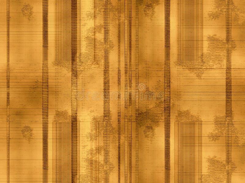 Abstrakte Hintergrundleuchteversion lizenzfreie abbildung