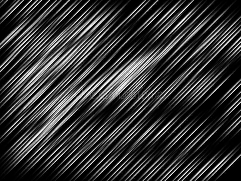 Abstrakte Hintergrundmuster tapezieren in Schwarzweiss stock abbildung