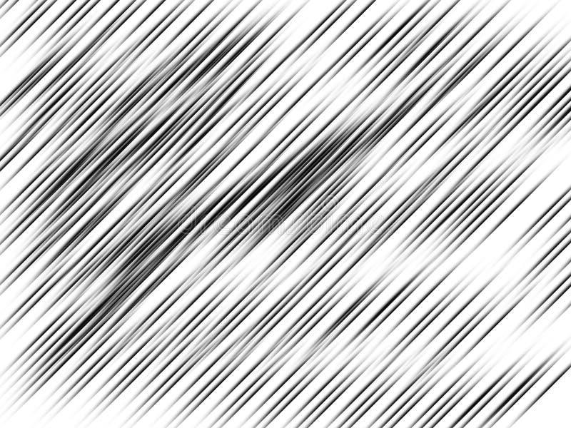 Abstrakte Hintergrundmuster tapezieren in Schwarzweiss vektor abbildung