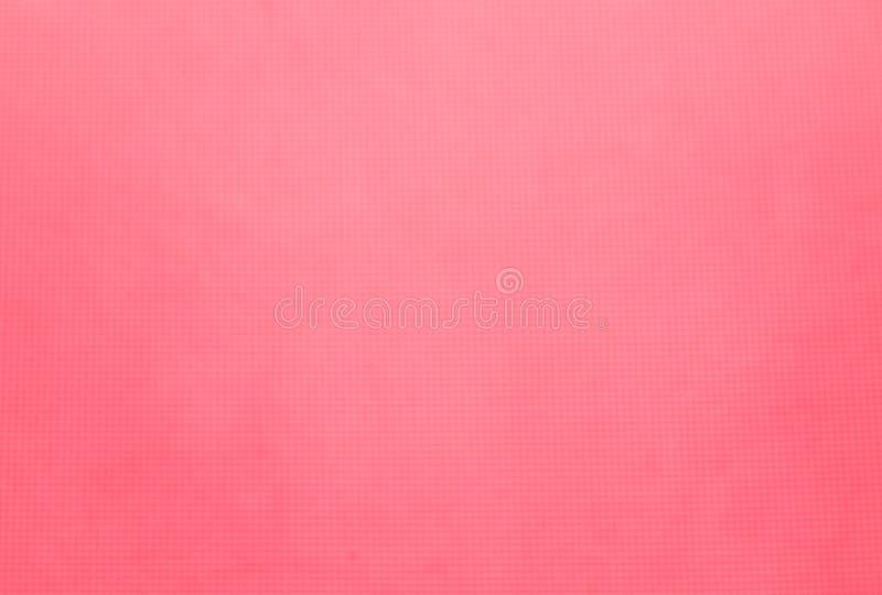Abstrakte künstlerische magentarote oder rosa Hintergrundtapete mit Quadraten des Yogamatten- oder -auflagenabschlusses oben stockbilder
