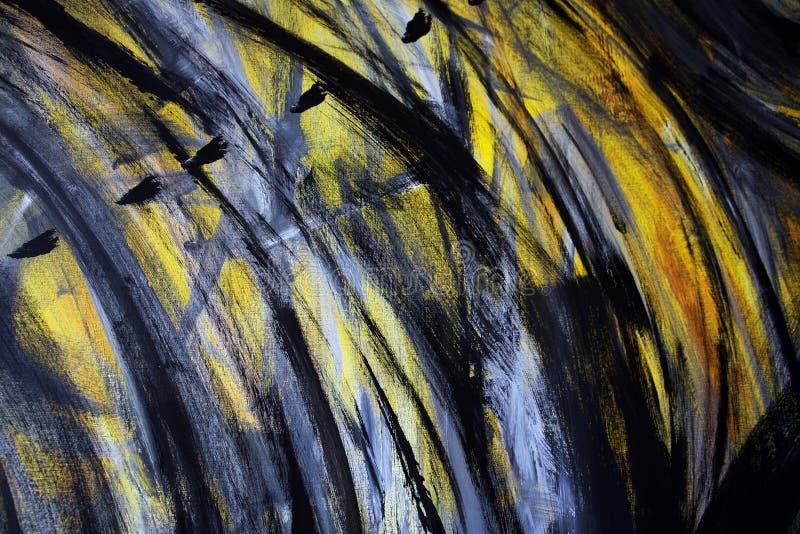Abstrakte Kunst lizenzfreie stockfotos