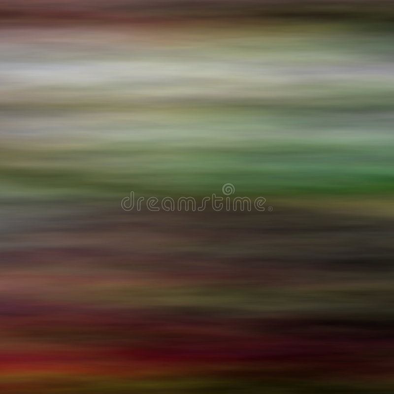 Abstrakte Landschaft 1 stock abbildung