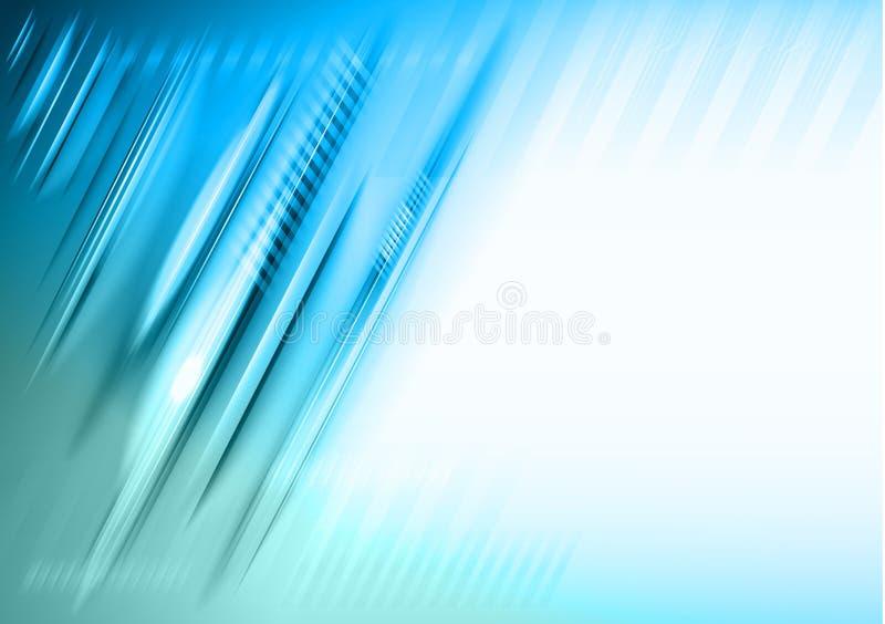 Abstrakte Linien lizenzfreie abbildung
