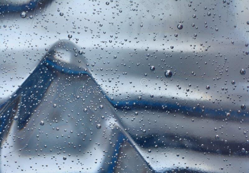 Abstrakte Luftblasen stockbilder