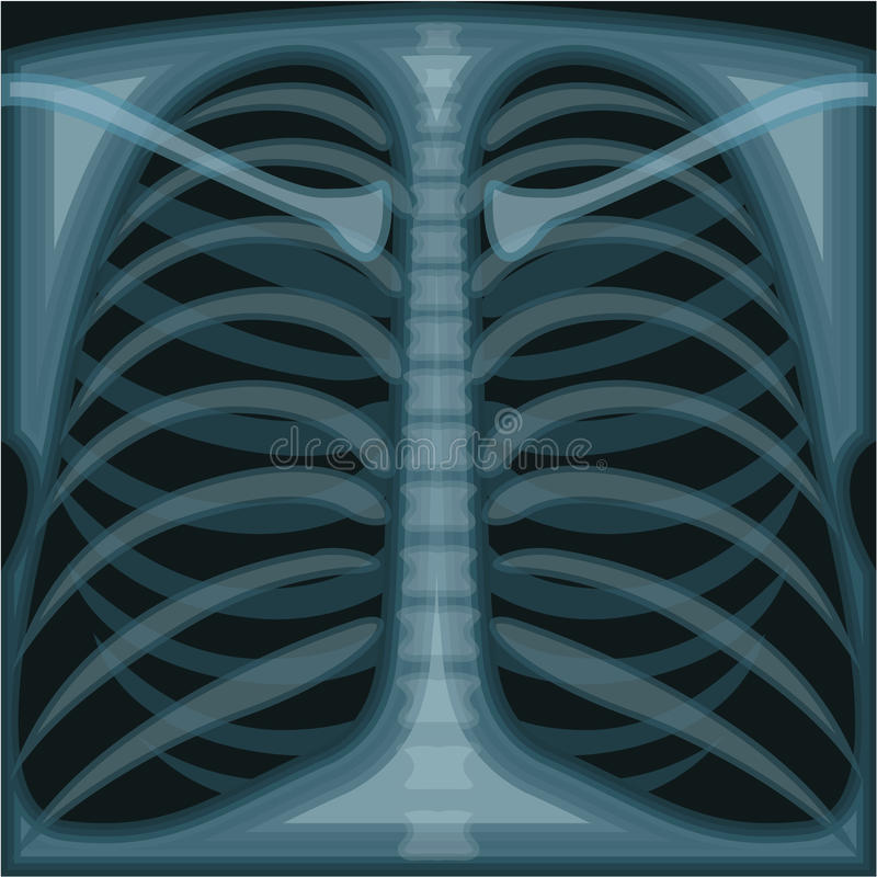 Abstrakte medizinische Illustration vektor abbildung