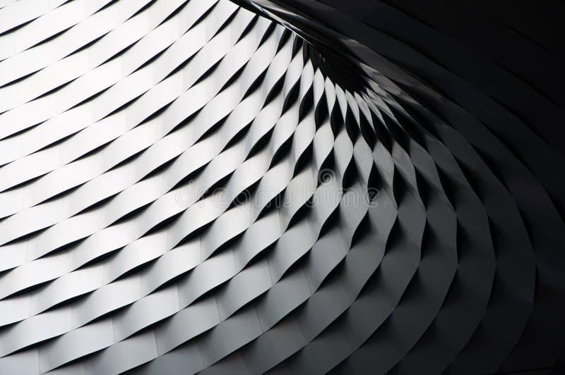 Abstrakte Metallbau-Hintergrund-Beschaffenheit stockbild