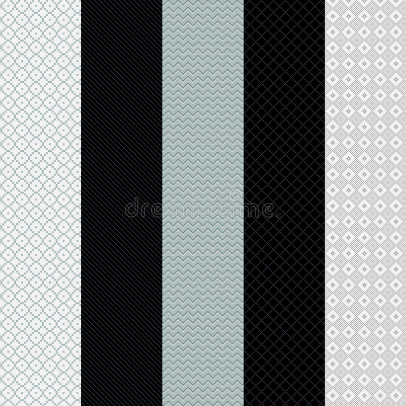 Abstrakte Muster und Hintergründe lizenzfreies stockbild