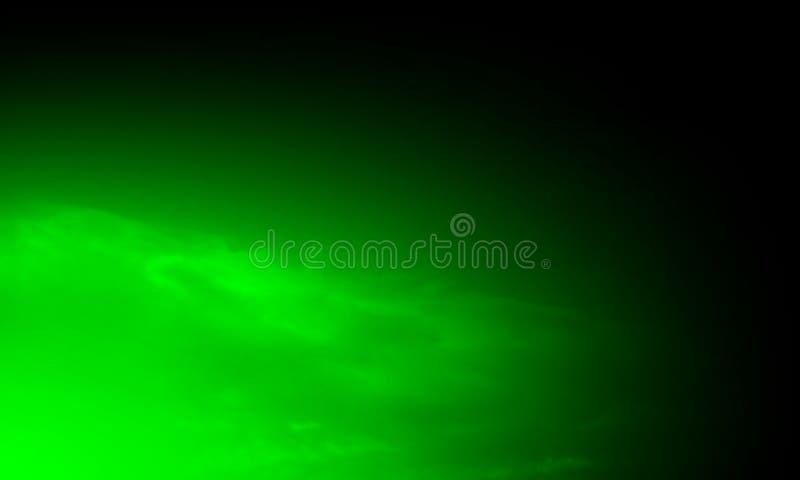 Abstrakte Rauchhuka auf einem schwarzen Hintergrund lizenzfreie stockfotos